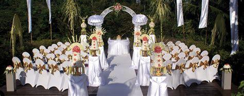 wedding packages east ubud east hotel wedding packages bali wedding