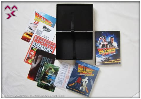 back to the future trilogy 30th anniversary flux capacitor edition shelter destination point for back to the future trilogy box 30th anniversary