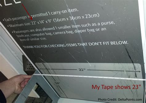 carry on luggage size american airlines delta and the real width of the size check box from delta air lines