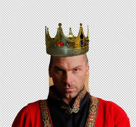 layer on the crown of gead members area tutorial photo manipulate a complex lion