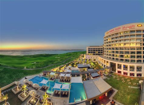 crowne plaza abu dhabi yas island united arab emirates