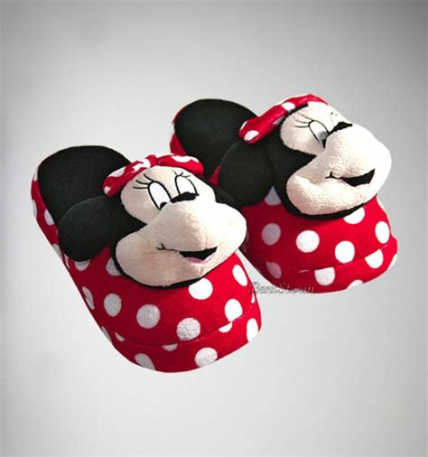 minnie mouse house shoes 86 best images about slippers on pinterest