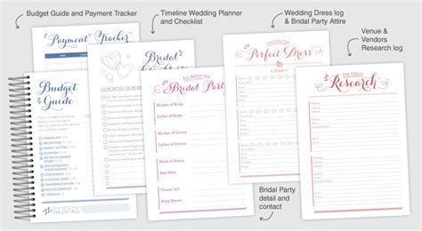 Wedding Planner Organizer by Wedding Planner And Organizer Purpletrail