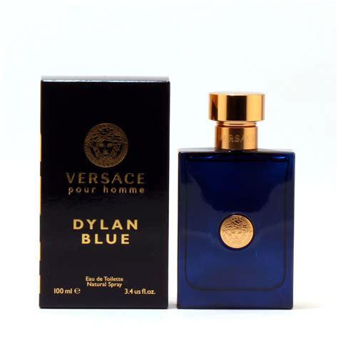 Parfum Homme Solde Versace Blue Pour Homme Edt Spray Pour Homme Versace Parfum 224 Rabais