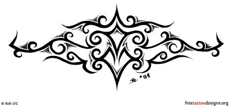 tribal lower back tattoo designs 95 lower back tattoos tr st tribal designs