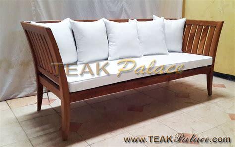 Sofa Minimalis Kayu Jati harga sofa santai minimalis modern dari jati boston toko
