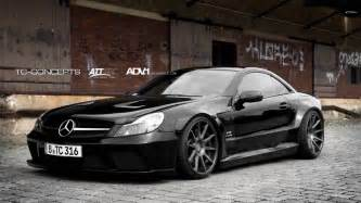 2010 tc concepts mercedes sl65 amg with black series