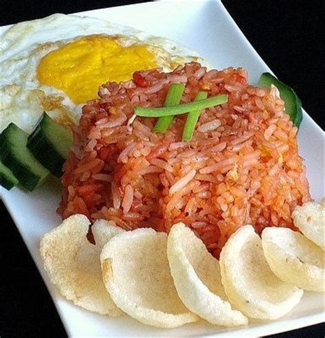 membuat nasi goreng di rice cooker 17 best images about indonesian nasi on pinterest