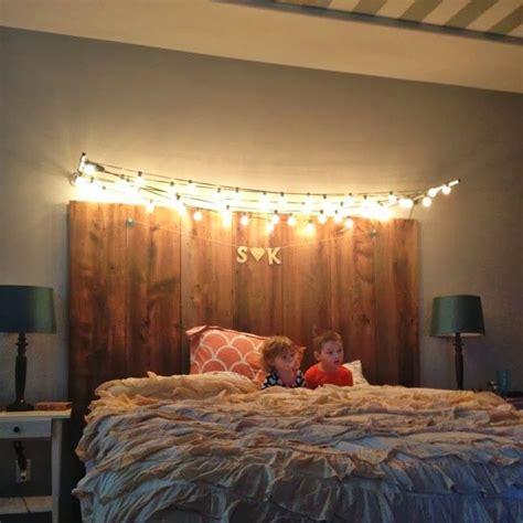 headboard fairy lights 1000 ideas about headboard lights on pinterest barn