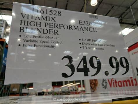 vitamix blender costco vitamix e320 blender
