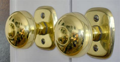 Cleaning Brass Door Knobs how to clean brass door knobs ehow uk