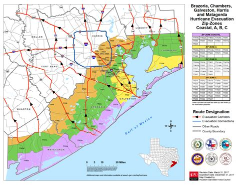 Galveston County Records Galveston County Flood Map My