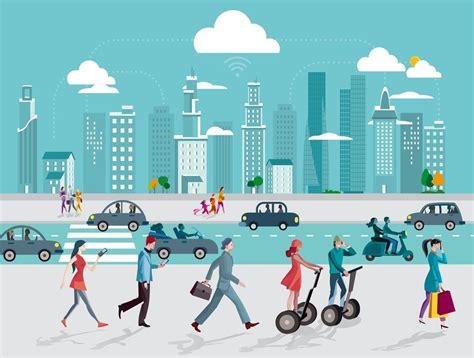 imagenes de normas urbanas 2030 스마트 시티의 미래 모습 스마트 교통