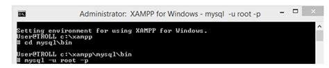 membuat database mysql di linux membuat database di mysql blog belajar komputer