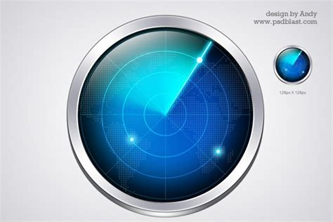 On Our Radar By Top Designers by Radar Icon Psd Vector Graphics 365psd