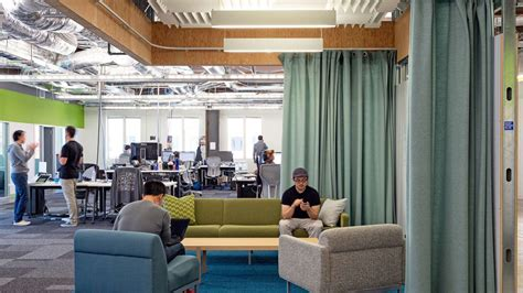 Home Interiors Mirrors Facebook Headquarters Projects Gensler