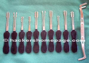 auto jiggler templates pin lockpick template on