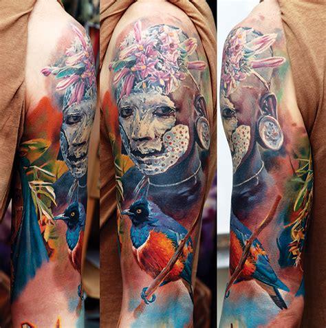 tattoo society realistic designs society magazine