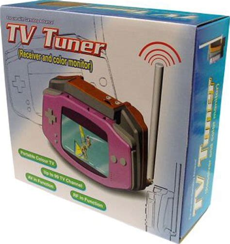 Tv Tuner Advance Atvu 388 gba tv tuner c trashman rom