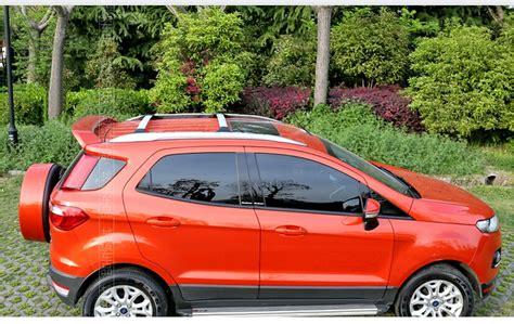 high quality suv car 2 pcs set roof rack luggage rack roof