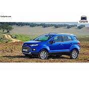 Ford EcoSport 2017 Prices And Specifications In Bahrain