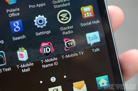 mobile theme for samsung galaxy note menu by samsung galaxy note for t mobile pictures the verge