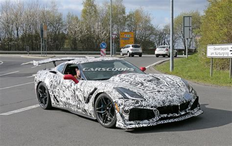 corvette zri 2018 corvette zr1 returns with ad hoc exhaust because it