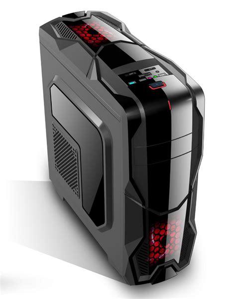 alienware tower cases unique design panels multifunctional gamer pc