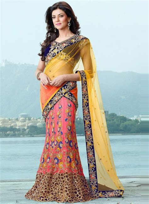 how to drape a lehenga style saree how to wear a saree different styles indian draping styles