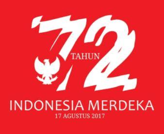Kaos Hut Indonesia Raya 72 Tahun dirgahayu indonesiaku ke 72 beritaku beritamu