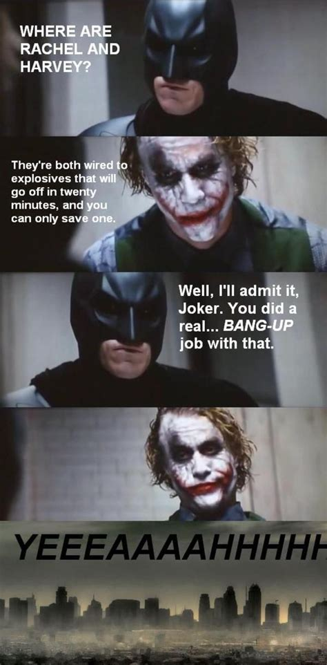 Dark Knight Joker Meme - image 15004 dark knight 4 pane know your meme