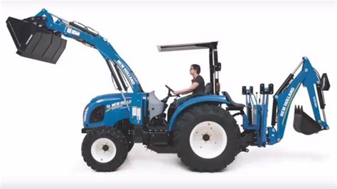 new compact the new boomer series of compact tractors