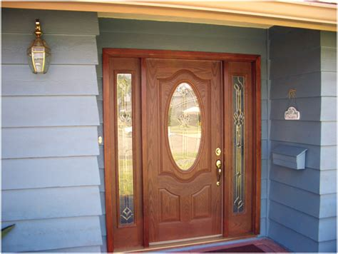 give an look to your front door with different