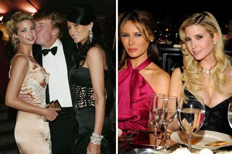 Donald Trump Family Pictures by Melania And Ivanka Trump Have Frosty Relationship Over