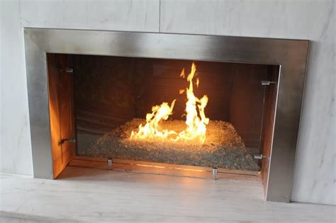 Crushed Glass For Fireplace by Pin By Tenace On Home