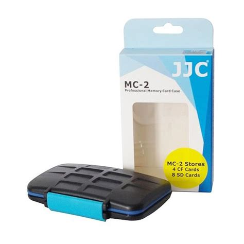 Diskon Jjc Mc 2 Memory Card jjc mc 2 rugged waterproof memory card 4x cf 8x sd