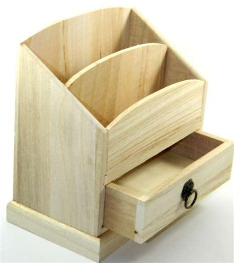 Design Your Own Wood Diy Unfinished Drawer Box Desk Wood Desk Drawer Organizer