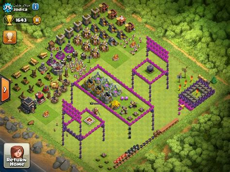 coc layout simulator maps for clash of clans y 246 netilen bilgisayarlary 246 netilen