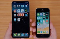 Image result for iphone se vs 5s iphone xs. Size: 247 x 160. Source: www.macrumors.com