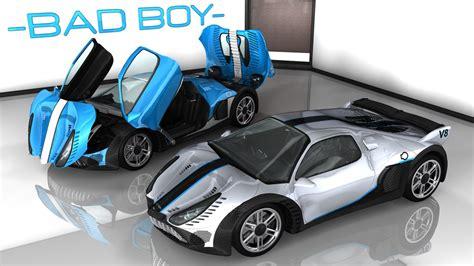 Handmade Sports Car - custom sports car complete by badboy2kxxx on deviantart