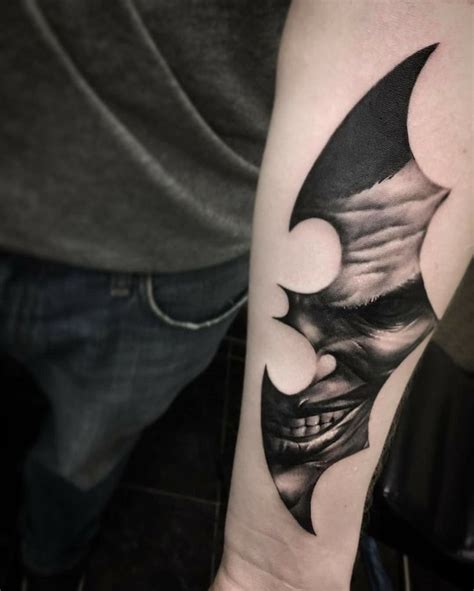 joker tattoo vine best 25 batman joker tattoo ideas on pinterest joker