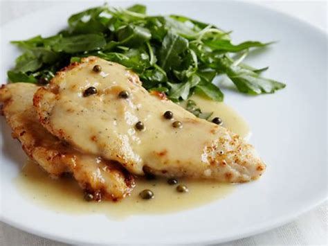 ina chicken ina s chicken piccata videos food network