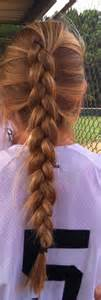 soccer haircut steps this is a french braid s world
