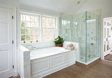 Panelled Bathroom Ideas by