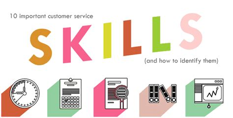 10 important customer service skills