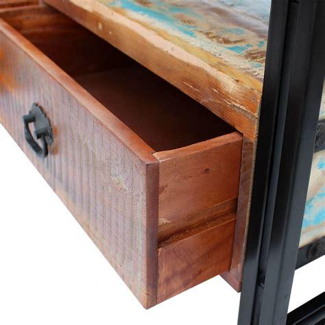 solid wood cabinet company vidaxl tv cabinet solid reclaimed wood vidaxl co uk