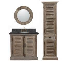 infurniture solid wood 36 quot traditional single sink