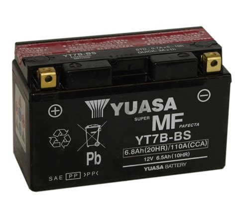 Big Size Bs 292 yt7b bs motorcycle battery gt7b bs ft7b bs rotax kart for the suzuki drz 400 sm k7 etc mds