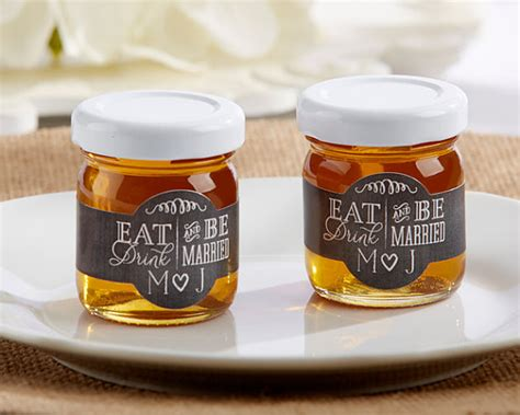 Wedding Favors Honey Jars by Set Personalized Honey Jar Favor Wedding Honey Jars Meant