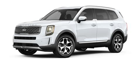 2020 Kia Telluride White by Exterior Color Options For The 2020 Kia Telluride